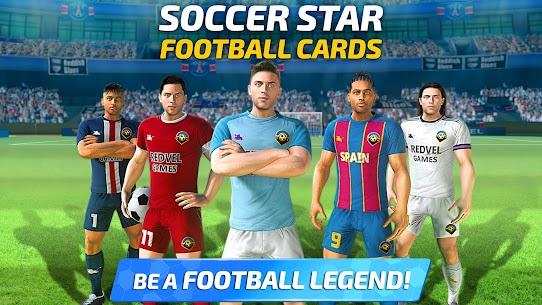 Soccer Star 2020 Football Cards: The soccer game 0.21.0 MOD APK [INFINITE MONEY / ENERGY] 4