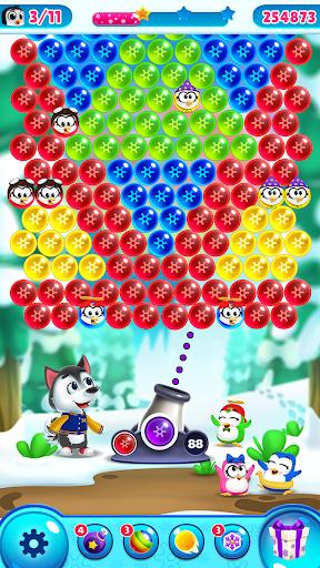 Frozen Pop Bubble Shooter Games - Ball Shooter  screenshots 8