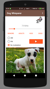 Dog Whistle - Free high pitched dog whistle app