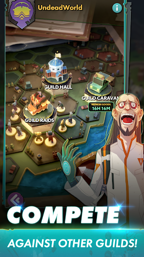 Undead World: Hero Survival Apkfinish screenshots 10