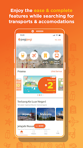 Pegipegi – Book Hotel, Flight & Train Ticket 3.8.0 Mod Android Updated 1