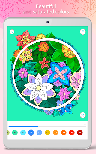 Color by Number u2013 Mandala Book 2.2.1 screenshots 19