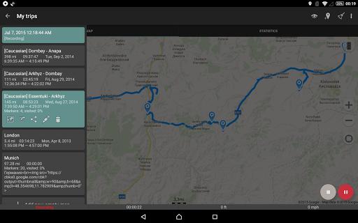 Geo Tracker - GPS tracker 4.0.2.1750 Screenshots 12