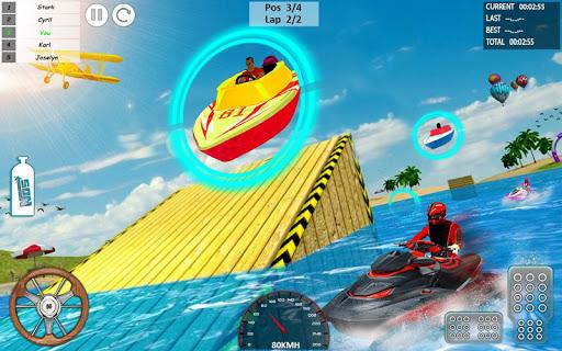 Xtreme Boat Racing 2019: Speed Jet Ski Stunt Games screenshots 4