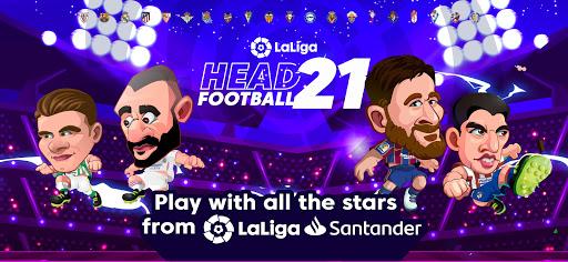 Head Football LaLiga 2021 - Лучшие футбольные игры apkmartins screenshots 1
