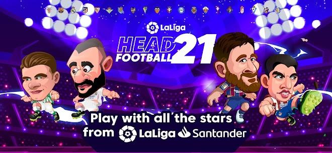 Head Football LaLiga 2021 MOD Apk 7.0.4 (Unlimited Money) 1