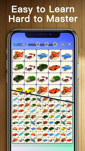 Onet 3D - Classic Link Puzzle  screenshots 4