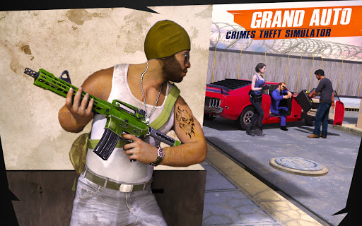 Gangsters Auto Theft Mafia Crime Simulator 1.6 Screenshots 2