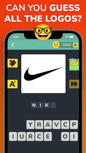 MEGA LOGO GAME 2021: Logo quiz - Guess the logo 1.3 screenshots 1