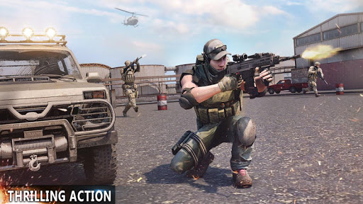 Army Commando Playground - New Action Games 2020 1.23 Screenshots 4