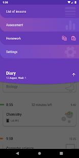 School diary – MyDiary