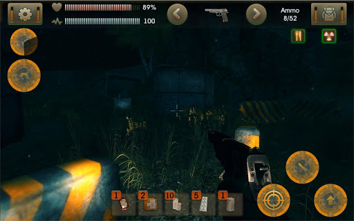 The Sun Evaluation: Post-apocalypse action shooter  screenshots 7