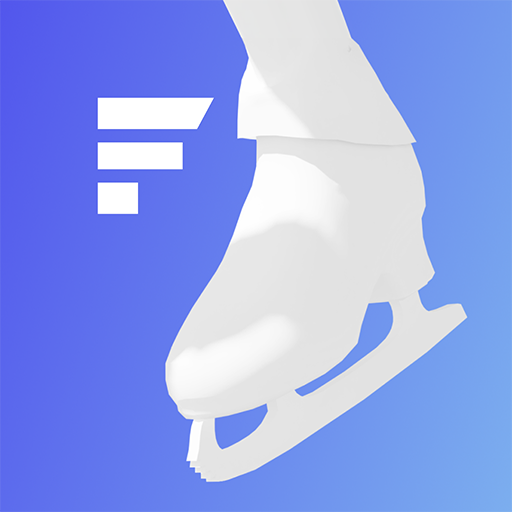 Freezio Figure Skating 3D app for training jumps.