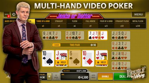 AEW Casino: Double or Nothing  screenshots 6