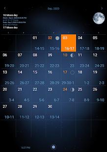 Deluxe Moon Premium - Moon Calendar 1.5 Screenshots 20