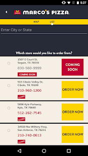 Marco's Pizza 1.2.129 Screenshots 4