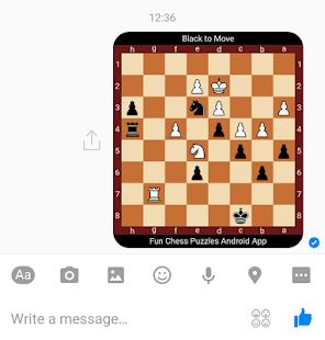 Fun Chess Puzzles Free - Chess Tactics