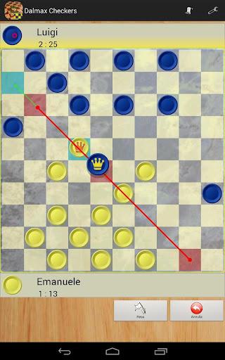 Checkers by Dalmax 8.2.0 Screenshots 20