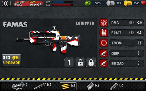 Zombie Shooter Gun Games : Zombie Games  screenshots 3