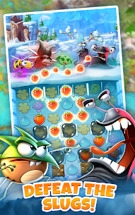 Best Fiends – Free Puzzle Game MOD APK 9.6.0 (Unlimited Money) 6