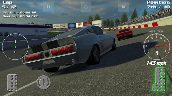 Thunderdome GT Screenshot