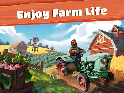 Big Farm: Tractor Dash 0.1.429 screenshots 5