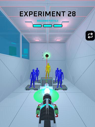 Portals Experiment screenshots 18