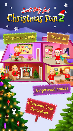 Sweet Baby Girl Christmas 2 apklade screenshots 2
