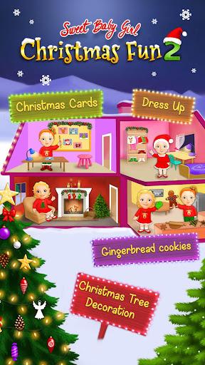 Sweet Baby Girl Christmas 2 5.0.12023 screenshots 2