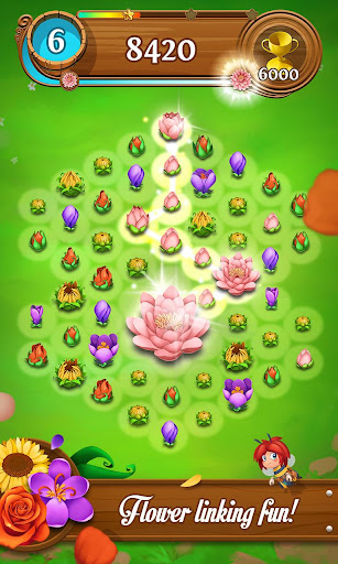 Blossom Blast Saga  screenshots 1