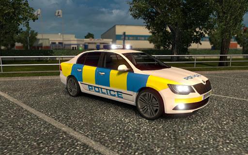 New Police Car Driving 2020 : Car Parking Games 3D  screenshots 13