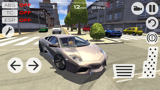 Extreme Car Driving Simulator goodtube screenshots 6