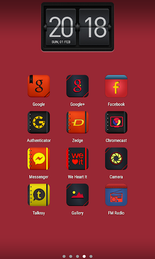 Binders - Icon Pack For PC Windows (7, 8, 10, 10X) & Mac Computer Image Number- 5