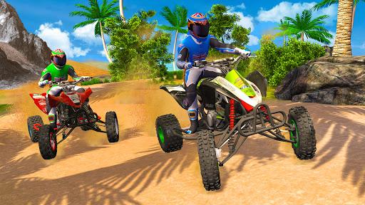 ATV Quad Bike Off-road Game :Quad Bike Simulator apktram screenshots 7