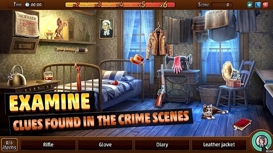 Criminal Case: Mysteries of the Past 2.36 Apk + Mod 2