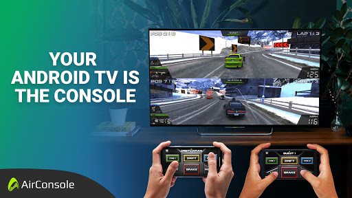 AirConsole for TV - The Multiplayer Game Console screenshots 1