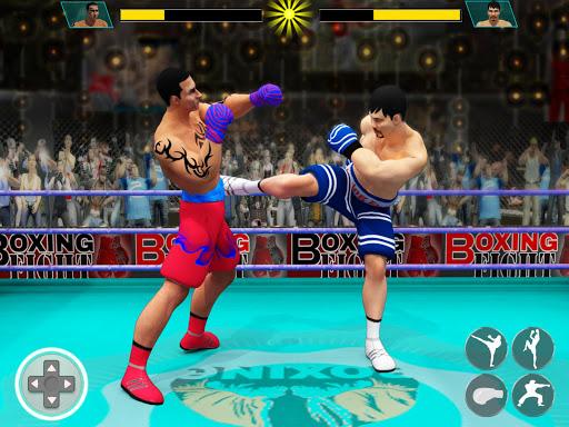 Punch Boxing Warrior: Ninja Kung Fu Fighting Games 3.1.7 screenshots 8