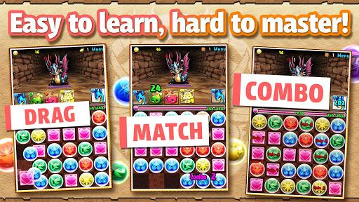 Puzzle & Dragons screenshots 2