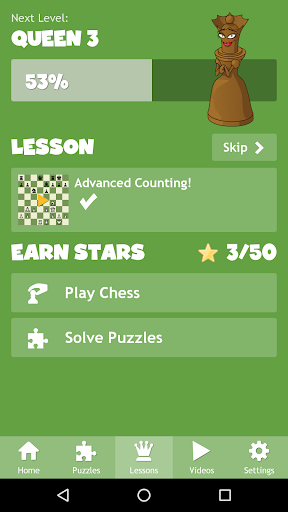 Chess for Kids - Play & Learn 2.3.2 screenshots 5