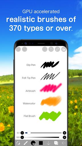 ibis Paint X 8.0.1 screenshots 2