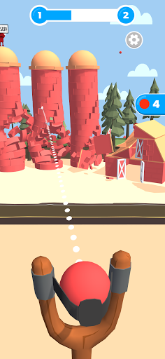 Slingshot Smash: Shooting Range screenshots 10
