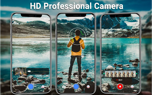 HD Camera for Android 5.1.5.1 Screenshots 9