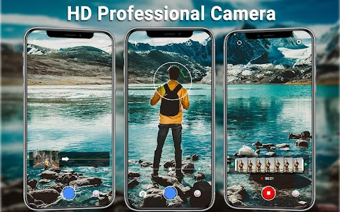 HD Camera for Android 9
