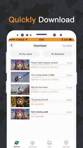 RockOrca Browser 9.9.15 screenshots 5