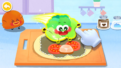 Baby Panda's Magic Kitchen 8.53.00.00 screenshots 8