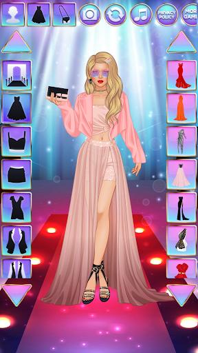 Fashion Show Makeover - Make Up & Dress Up Salon  screenshots 9