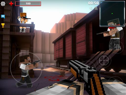 Pixel Strike 3D - FPS Battle Royale 8.4.1 screenshots 16