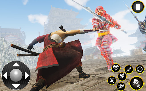 Shadow Ninja Warrior - Samurai Fighting Games 2020 1.3 screenshots 17