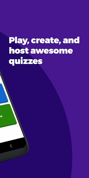 Kahoot! Play & Create Quizzes screenshot 1