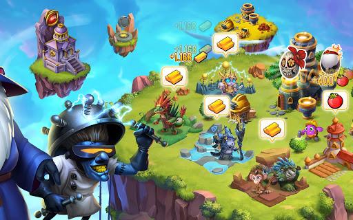 Monster Legends: Breeding Simulator & RPG Arena screenshots 11